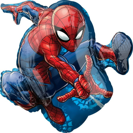 Spiderman Super Shape Foil Balloon 29