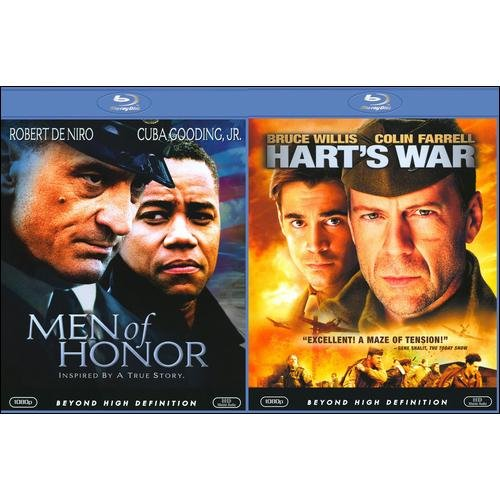 Men Of Honor / Hart's War (Blu-ray) (Widescreen)