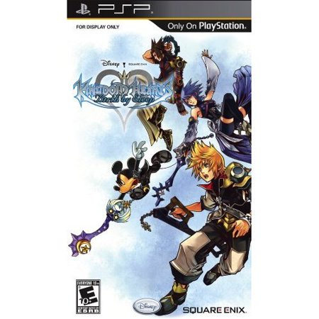 Refurbished Kingdom Hearts: Birth By Sleep Sony For PSP UMD