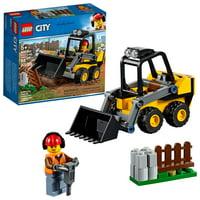 LEGO City Great Vehicles Loader 60219 Construction Truck Set