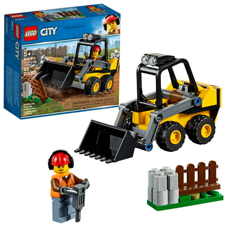 LEGO City Great Vehicles Loader 60219 Construction Truck Set