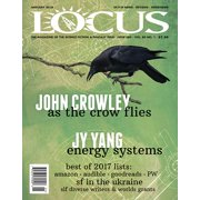 Locus Magazine, Issue #684, January 2018 - eBook