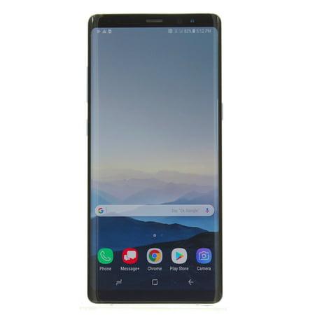 Refurbished- Samsung Galaxy Note 8 SM-N950U 64GB Orchid Gray T-Mobile -Very Good