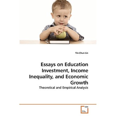Essays on Education Investment, Income Inequality, and Economic (Perpetual Income & Growth Investment Trust Plc)