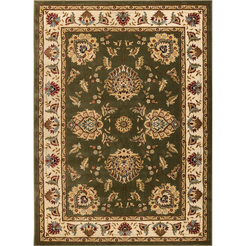 Well Woven Timeless Abbasi Traditional Area/Runner Rug