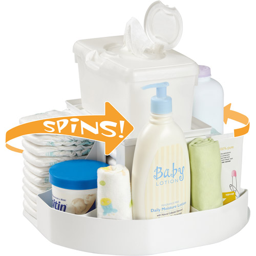 DEX Baby - The Spin Diaper Changing Station