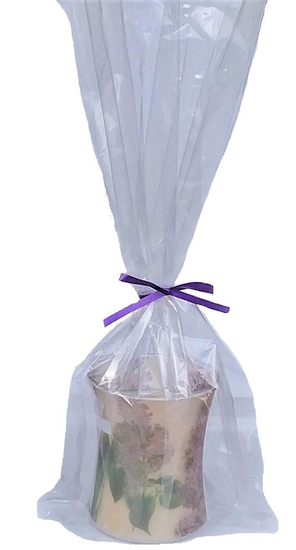 20 Clear Cellophane Bag 6x3 1 2 X 13 5