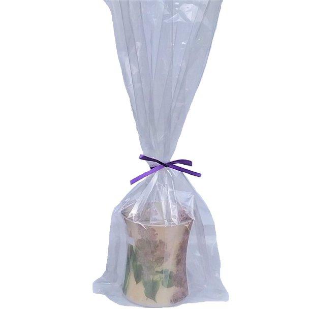 20/Clear Cellophane bag, 6x3 1/2 x 13.5