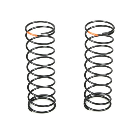 Team Losi Racing Rear Shock Spring Set (2.9 Rate/Orange) (TLR (Racing Rear Sets)