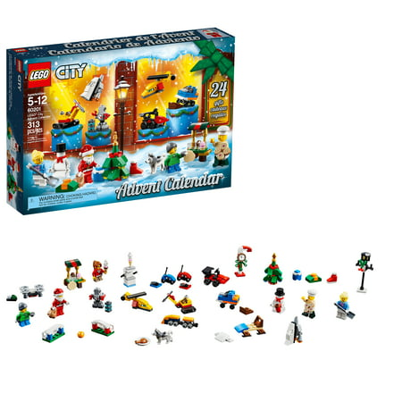 Advent Calendar For Kids (LEGO City Town LEGO® City Advent Calendar)