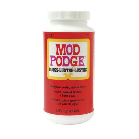 Mod Podge Gloss Fast Dry Tissue Glue and Glaze, 1 - Mod Podge Halloween Projects
