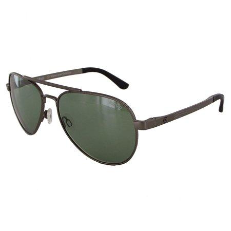(Revo Mens 1000 Zifi Polarized Aviator Sunglasses)