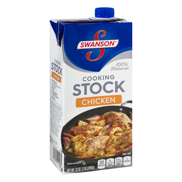 (Price/Pack)Swanson 000021446 Broth Chicken 12-32 Ounce