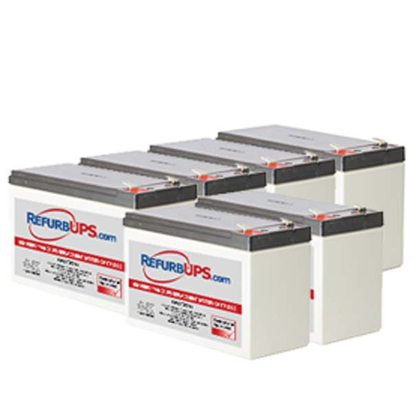 OPTI-UPS BP1000 - Brand New Compatible Replacement Battery Kit