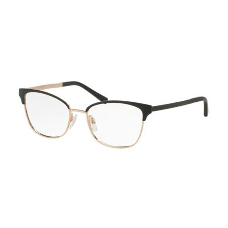 MICHAEL KORS Eyeglasses MK 3012 1113 Black/Rose Gold (Ray Ban Eyeglasses Blue)