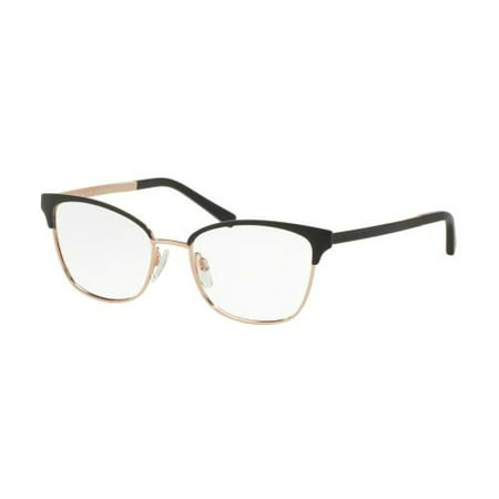 MICHAEL KORS Eyeglasses MK 3012 1113 Black/Rose Gold - Flashing Eyeglasses