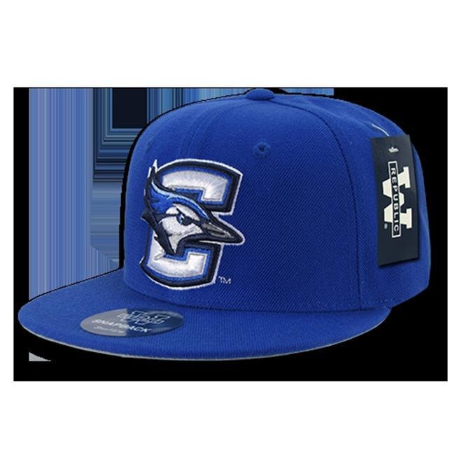 NEW ERA Men's Wool Fitted Baseball Hat Cap ROYAL BLUE Plain Customizable SIZE 7