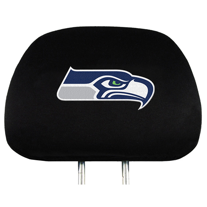 NFL Seattle Seahawks Headrest Covers