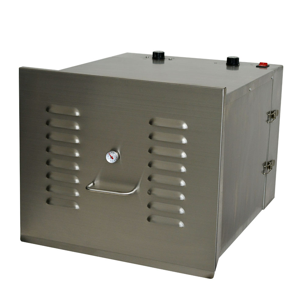 10 Tray 800W Fruit and Vegetable Dryer Food Dehydrator with Timer