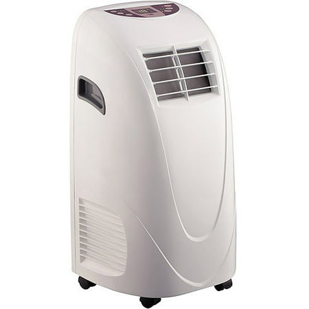 Global Air YPL3-10C 10,000-BTU 3 in 1 Portable Air Conditioner with Dehumidifier, Fan and Remote
