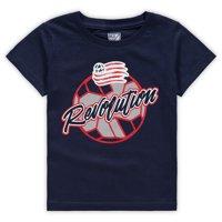New England Revolution Toddler Playtime T-Shirt - Navy