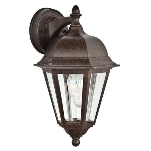 Charlton Home Branum 1-Light Outdoor Wall Lantern