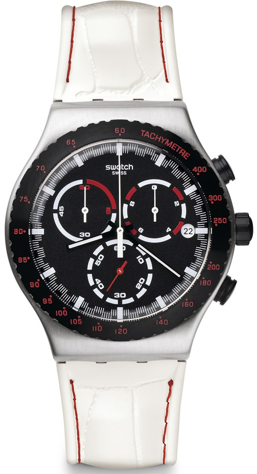 Swatch Daikanyama Chronograph Mens Watch YVS407 by Swatch
