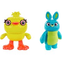 Toy Story 4 7 inch Basic Ducky and Bunny Figures