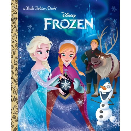 Frozen (Disney Frozen) (Hardcover) (The Best Frozen Vegetables)