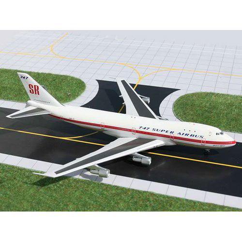 Gemini Jets Diecast Boeing House 747 Model Airplane