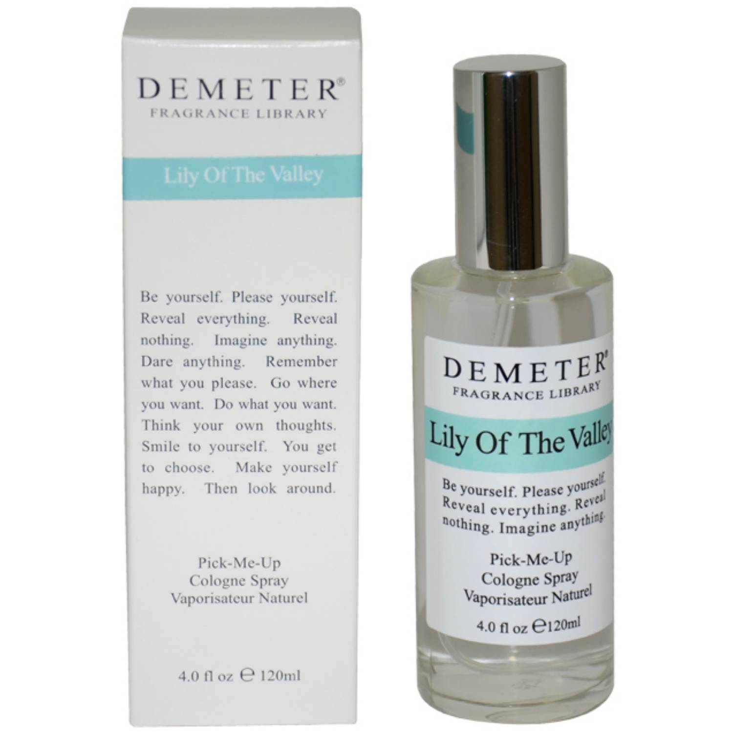 Demeter Lily Of The Valley Cologne Spray, 4 fl oz
