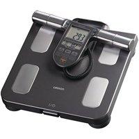Omron HBF514C Full-Body Sensor Body Composition Monitor & Scale W/ 90 Day Memory Consumer Electronics