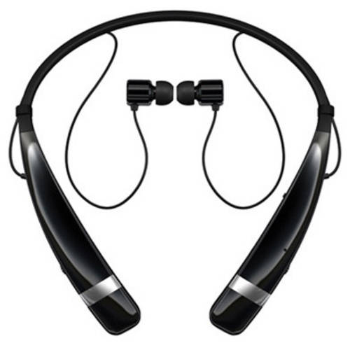 LG Tone Pro 760 Bluetooth Wireless Stereo Headset, Black