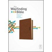 The Wayfinding Bible NLT (LeatherLike, Brown)