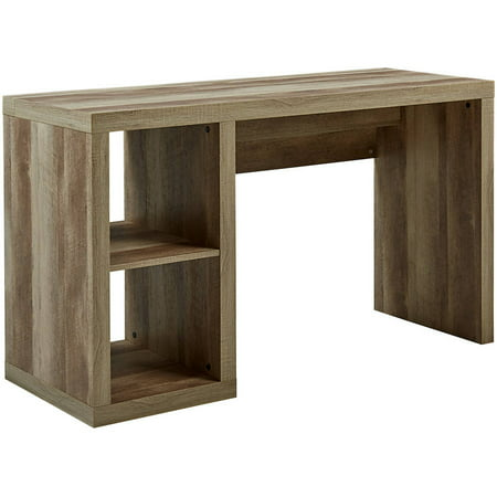 Spices Bedroom Collection - Better Homes & Gardens Cube Storage Organizer Office Desk, Multiple Finishes