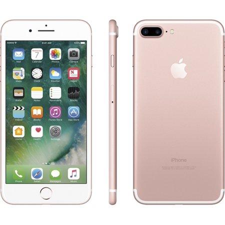 Refurbished GSM Unlocked Smartphone ІPhone 7 Plus 128GB Rose Gold