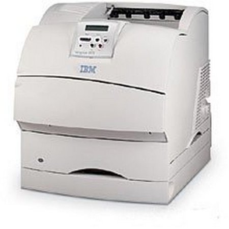 IBM Refurbish InfoPrint 1372N Laser Printer (75P4560) - Seller Refurb