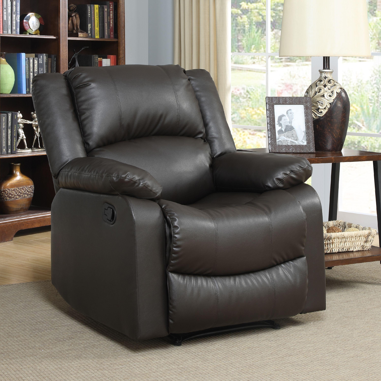 Warren Recliner Single Chair