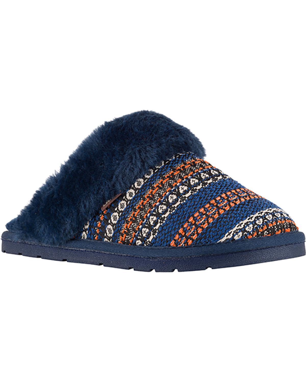 Lamo Footwear Women's Juarez Scuff Slippers Ew1470-92 by Lamo Footwear