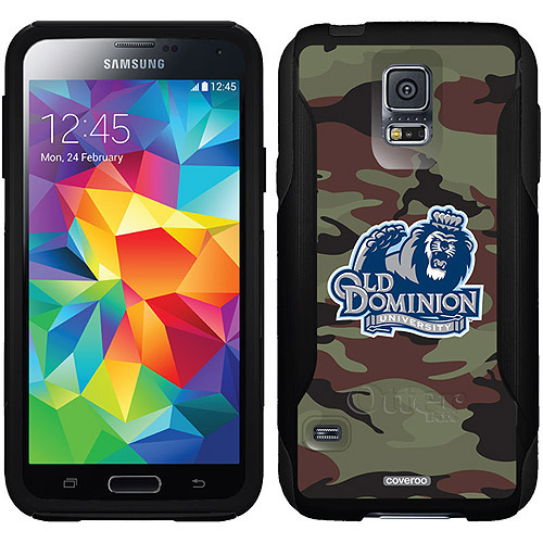 ODU Big Blue Basic Camo Design on OtterBox Commuter Series Case for Samsung Galaxy S5