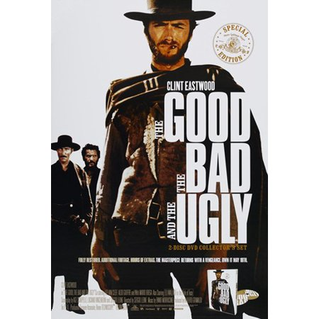 The Good The Bad and the Ugly Movie Poster (11 x 17)](Only Bad Witches Are Ugly)