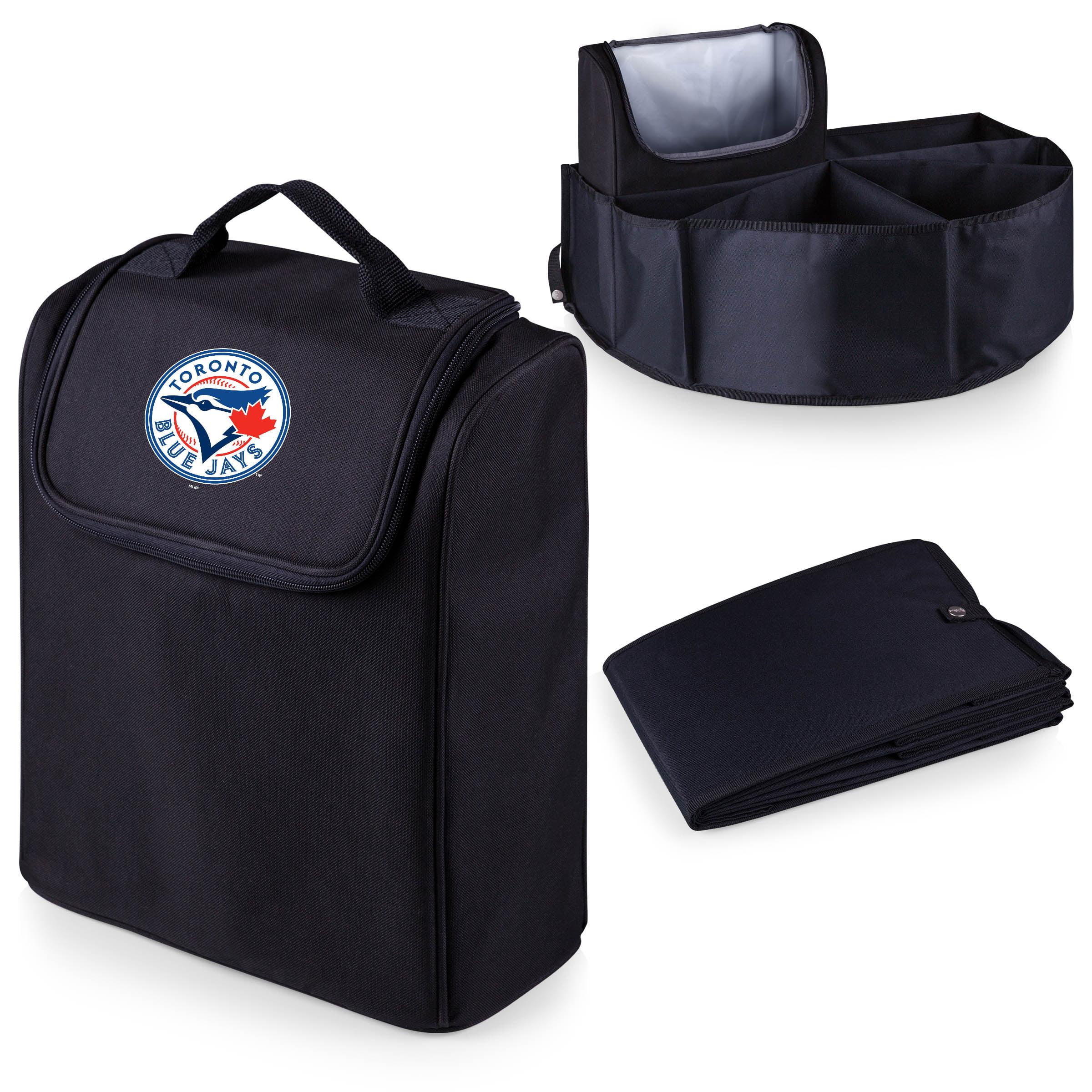Toronto Blue Jays Trunk Boss Organizer with Cooler - Black - No Size