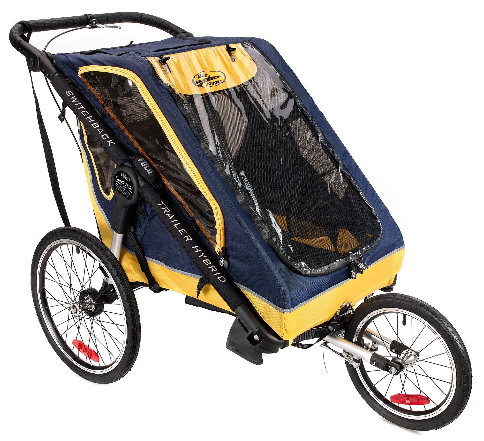 Baby Jogger Switchback Hybrid Trailer/Jogger Multi-Colored ...