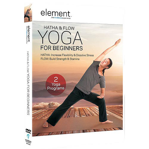 Element: Hatha & Flow Yoga For Beginners (Widescreen)