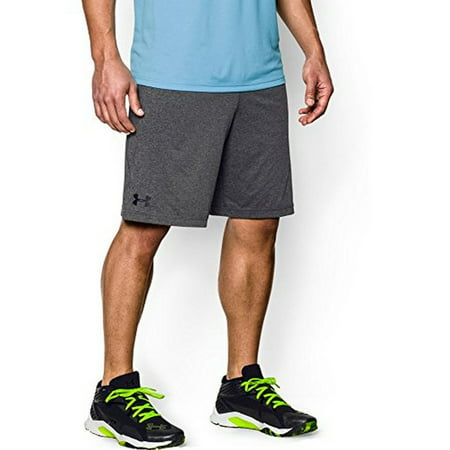 UNDER ARMOUR  MENS SHORTS GREY (Under Armour Mens Qualifier 9 Woven Shorts)