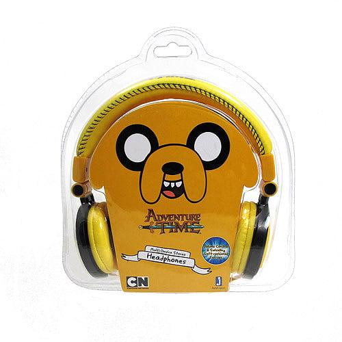 Adventure Time Headphones, Jake