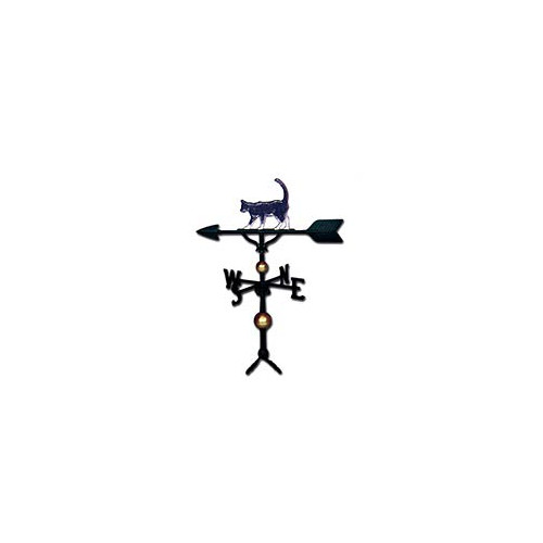 Montague Metal Products Inc. Deluxe Cat Weathervane