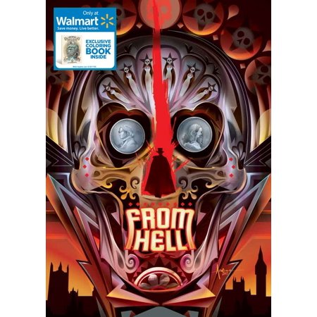From Hell (Walmart Exclusive) (Blu-ray) (Halloween Two Steps From Hell)
