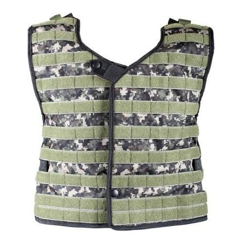 Tippmann Paintball NXE Extraktion Shell Heavy Vest - Digi Camo