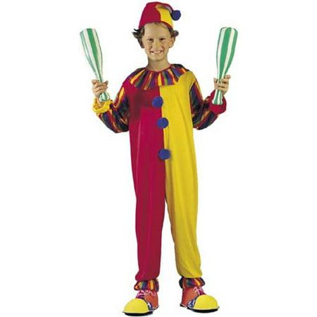 Child Big Top Clown Costume - Big Top Costumes